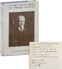 Talks With Debs in Terre Haute (and Letters from Lindlahr) [Inscribed]