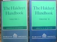 The Hakluyt Handbook. Edited by D. B. Quinn