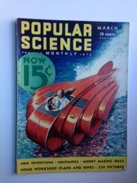 Popular Science Monthly March, 1933[