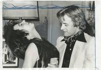 image of Original photograph of Liza Minnelli and Mikhail Baryshnikov, 1976