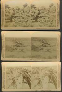image of Boer War, South Africa - 9 Stereoviews by Underwood & Underwood