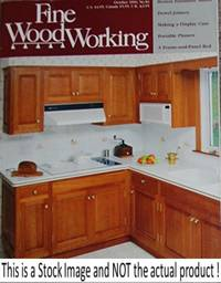 FINE WOODWORKING - October 1990 (Magazine. Fine Wood Working. Woodcraft. No. 84)