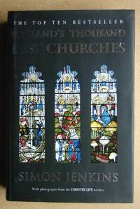 image of England's Thousand Best Churches.