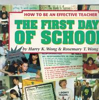 image of THE FIRST DAYS OF SCHOOL : HOW TO BE AN EFFECTIVE TEACHER