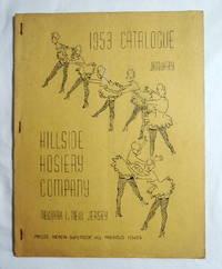 Hillside Hosiery Company, Newark, New Jersey 1953 Pin-Up Catalog Glamour-Gams