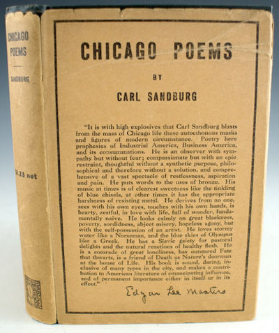 "analysis chicago carl sandburg Carl sandburg's ""chicago"" is more than a poem it's a time capsule that holds the legacy of one of the most important industrial cities and its feel at the turn of the 20th century."