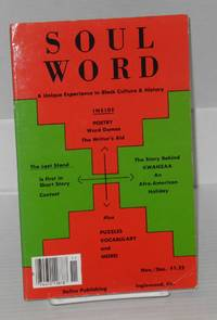 Soulword; a unique experience in black culture and history, vol.IV, no. 6