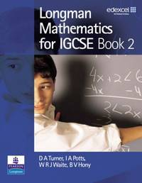 Longman Mathematics for IGCSE: Book 2