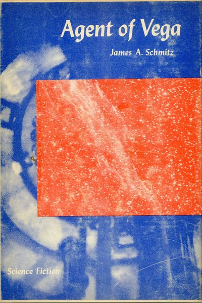 Hicksville, New York: The Gnome Press, 1960. Octavo, boards. First edition, first binding of light b...