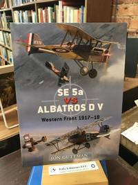 SE 5a vs Albatros D V: Western Front 1917?18 (Duel)