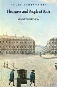 image of Pleasures and People of Bath (Folio Miniatures)