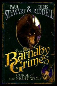 CURSE OF THE NIGHT WOLF - Barnaby Grimes