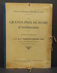 image of Les Grands Prix de Rome d'Architecture :