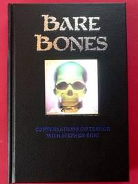 BARE BONES : Conversations on Terror with Stephen King (Hardcover Ltd. Edition in Slipcase)