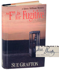 F is for Fugitive (Signed First Edition)
