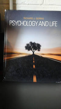 image of Psychology and Life (Mypsychlab)