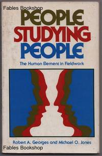 PEOPLE STUDYING PEOPLE.