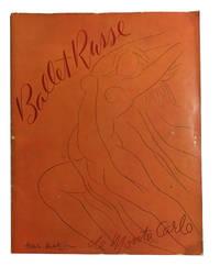 S. Hurok presents Ballet Russe de Monte Carlo. Leonide Massine, Artistic Director, Efrem Kurtz, Musical Director. Season 1939-1940