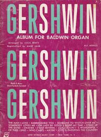 Gershwin Album for Baldwin Organ