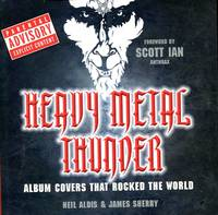 image of Heavy Metal Thunder: Album Covers That Rocked the World