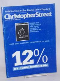 Christopher Street: #176; The Epidemic of Lies part seven by  et al  Chris McManus - First Edition - 1992 - from Bolerium Books Inc., ABAA/ILAB (SKU: 238606)