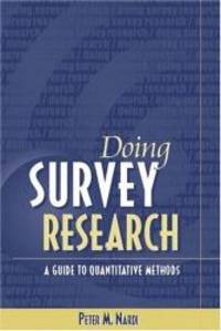 Doing Survey Research: A Guide to Quantitative Research Methods by Peter M. Nardi - Paperback - 2002-04-04 - from Books Express (SKU: 0205343481n)