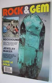 Rock and Gem Magazine, May 1983, Volume 13, Number 5