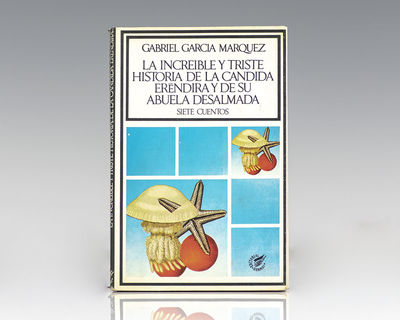 Mexico: Editorial Hermes, 1972. First edition of this work by the Nobel Prize-winning author. Octavo...