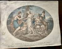 The Judgment Of Paris; From the Original Picture in the Collection of George Bowles Esq