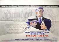 England Made Me (Original UK poster for the 1973 film)