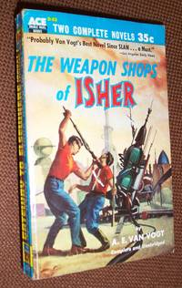 Gateway To Elsewhere / The Weapon Shops of Isher  (Ace D-53)