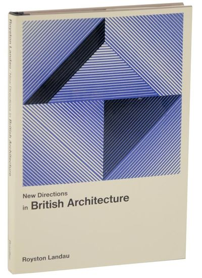 New York: George Braziller, 1968. First edition. Hardcover. An intersting look at British Architectu...