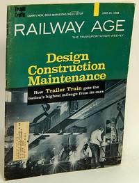 Railway Age June 24, 1968