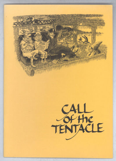 2-20, pictorial wrappers, stapled. First edition. A Lovecraftian pastiche, with a brief introductio...