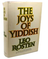 image of THE JOYS OF YIDDISH