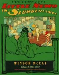 image of The Complete Little Nemo in Slumberland Vol. 1: 1905-1907