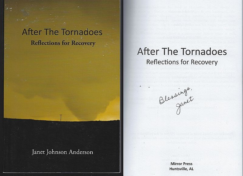 AFTER THE TORNADOES Reflections for Recovery, Anderson, Janet Johnson