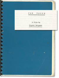 image of The Touch (Original treatment script for the 1971 film, with annotations by translator Alan Blair)