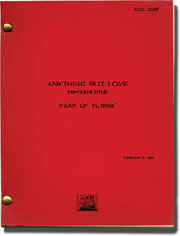 Anything but Love: Fear of Flying (Original teleplay script for the 1989 television episode)