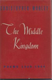 image of THE MIDDLE KINGDOM Poems 1929-1944