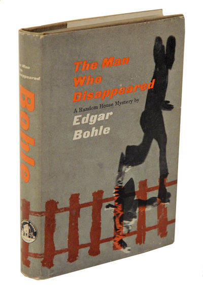 New York: Random House, 1958. First edition. Hardcover. A mystery. A clean and tight very near fine ...