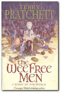 The Wee Free Men A Story of the Discworld by  Terry Pratchett - Paperback - Reprint - 2004 - from Books in Bulgaria (SKU: 17809)