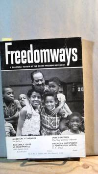 FREEDOMWAYS: A Quarterly Review of the Negro Freedom Movement. Vol. 7; Number 3. (Third Quarter) by  Esther [managing editor] JACKSON - first - 1967 - from Horizon Books (SKU: 24614)