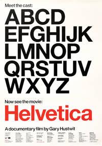 Helvetica (Original poster for the 2007 documentary film)