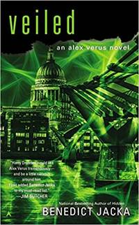 Veiled (Alex Verus) by  Benedict Jacka - Paperback - from Parallel 45 Books & Gifts (SKU: 242)