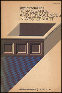 Renaissance And Renascences in Western Art by Panofsky, Erwin - 1969