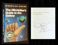 image of The Hitchhiker's Guide to the Galaxy (Signed by Adams)