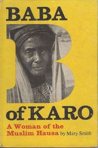 Baba of Karo.  A woman of the Muslim Hausa.