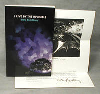 I Live By The Invisible, New And Selected Poems (Signed), Plus Signed Letter