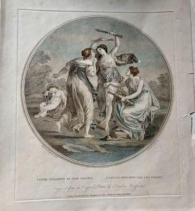 London: J & T Boydell, Nd. Stiff Wraps. Very good. Kauffman, Angelica. Sepia stipple engraved on wov...
